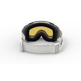 Spektrum Skutan Goggles cool grey/brown revo mirror blue